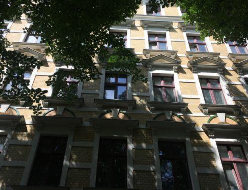 """Wohnen im """"Elisabethpalais"""" in Leipzig"""