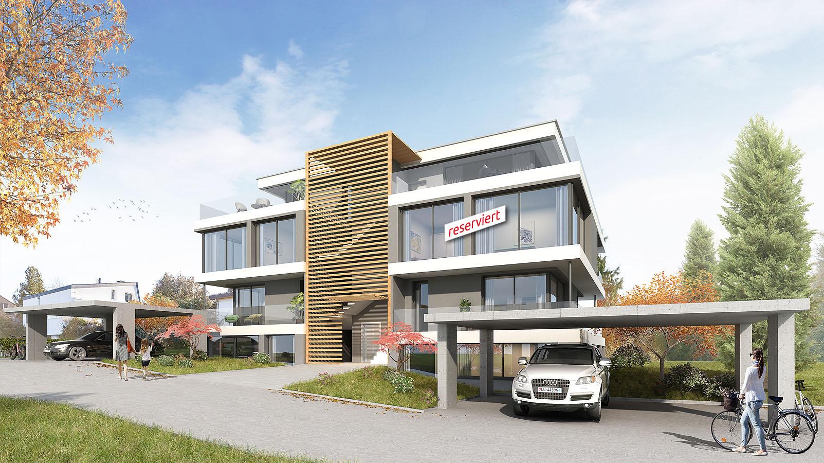 Basel/Pfeffingen, Adler-Residenz